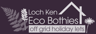 Loch Ken Eco Bothies